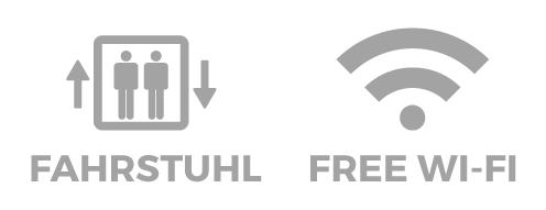 Fahrstuhl- und FreeWiFiIcon